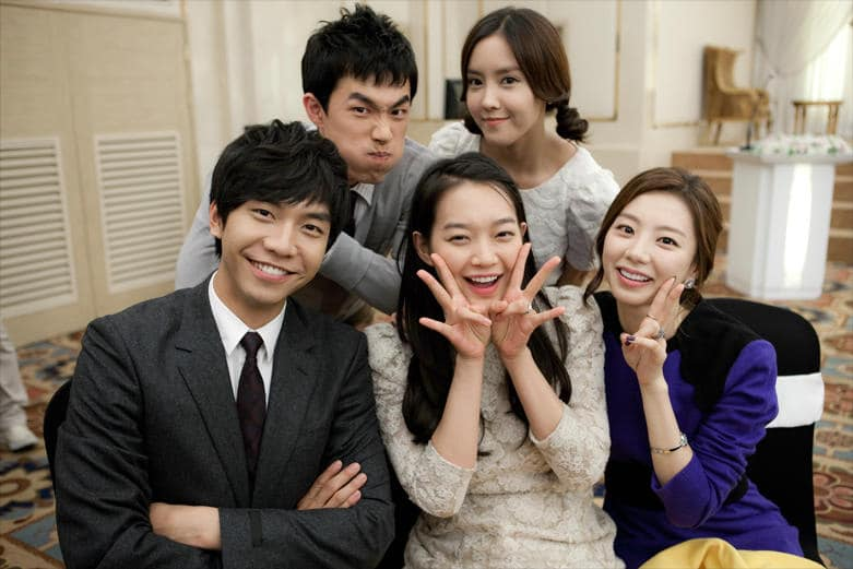 Pemeran dan Pemain Film Drama Korea My Girlfriend is a Gumiho