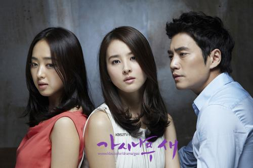 Foto dan Profil Pemain Film Drama Korea The Thorn Birds