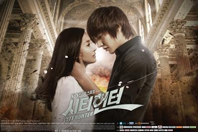 Foto dan Profil Pemain Film Drama Korea City Hunter