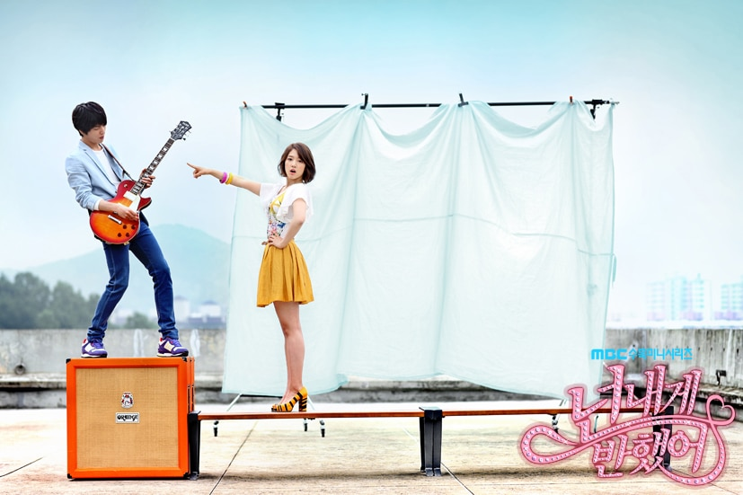 You've Fallen for Me @ Heartstrings » Korean Drama