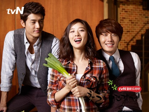 synopsis Flower Boy Ramyun Shop ep 4 en Sub srt