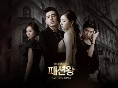 Film Drama Korea Fashion King