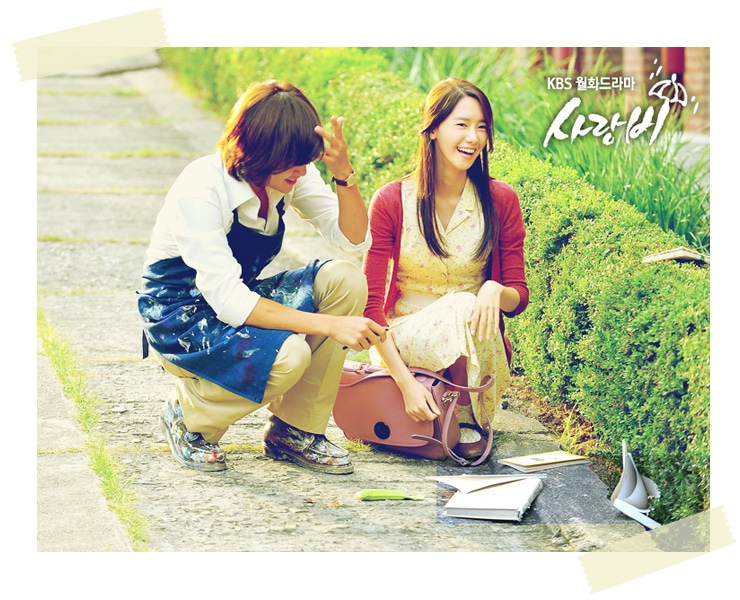 Film Drama Korea Love Rain