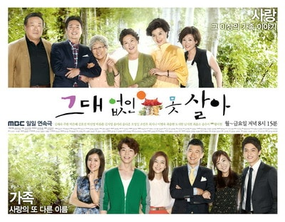 Can't Live Without You » Korean Drama