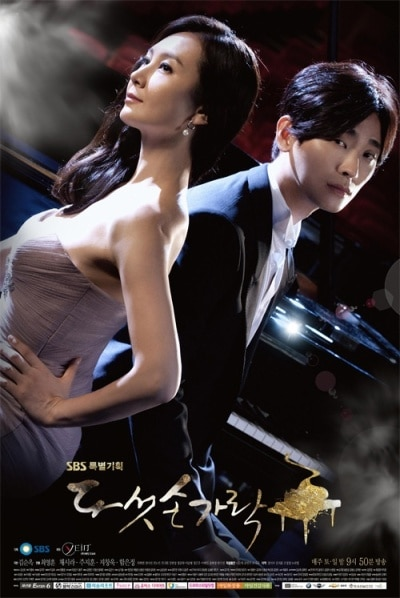 korean movie five fingers