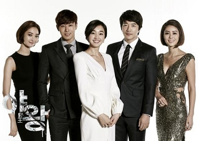 Film Drama Korea Queen of Ambition