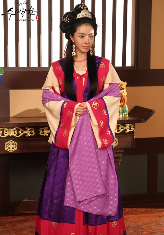 King's Daughter Soo Baek Hyang2