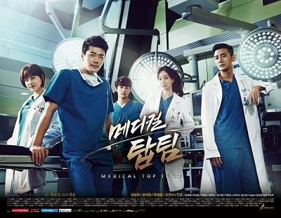 medical top team chinese title 医疗梦之队 genre medical