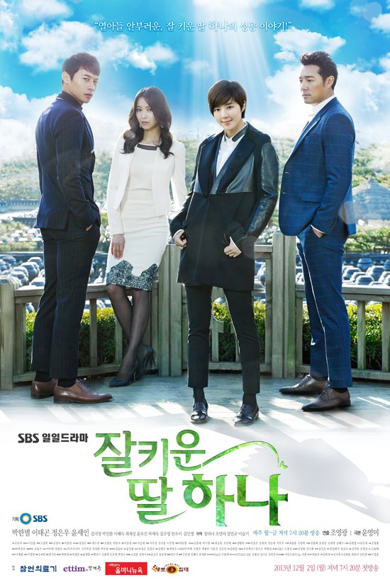 A Well Grown Daughter / 2013 / G.Kore / Dizi Tan�t�m�