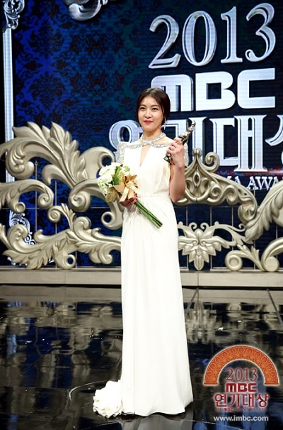 2013 MBC Drama Awards (Winners List) » Korean Drama