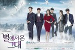 You Who Came From the Stars Poster2