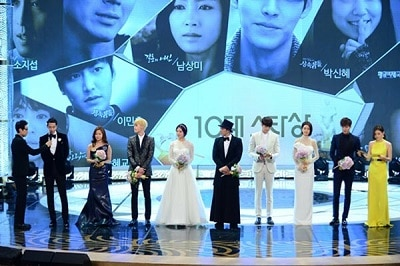 Date 31 dec 2013 8 55pm mc kim woo bin lee hwi jae lee bo young