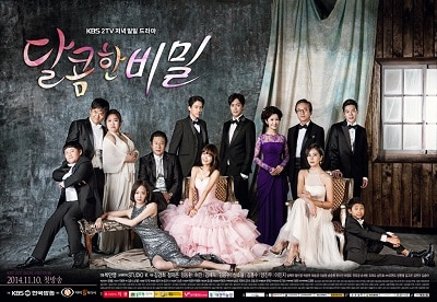 Love & Secret » Korean Drama