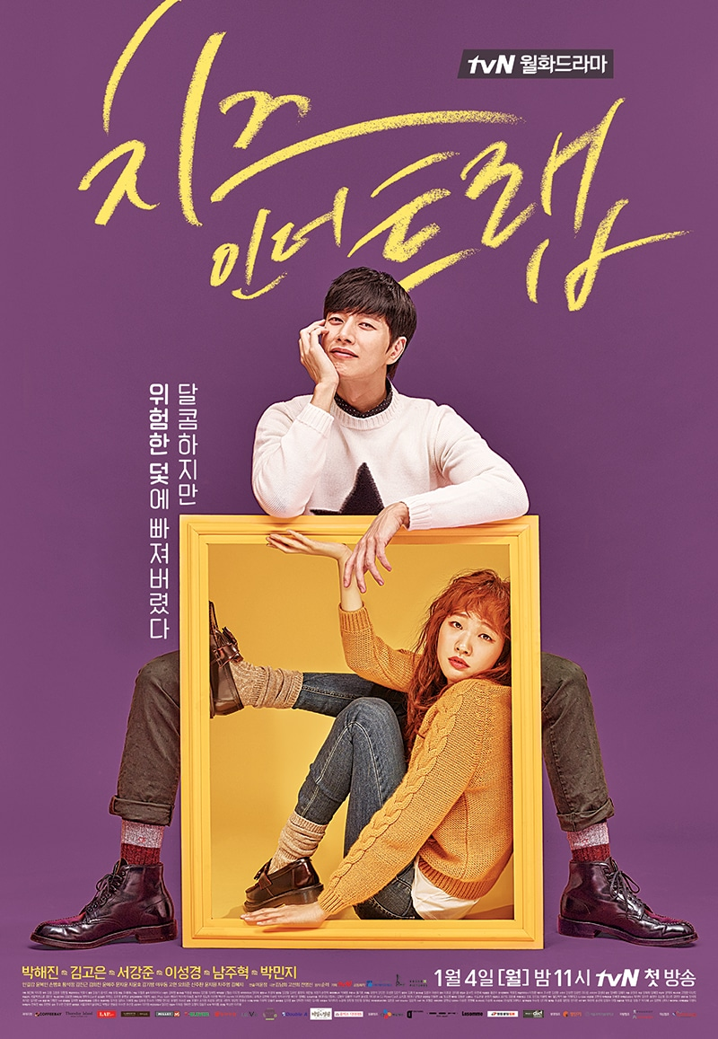 Cheese in the Trap | Broadcast network: tvN on 2016-Jan-04 ...