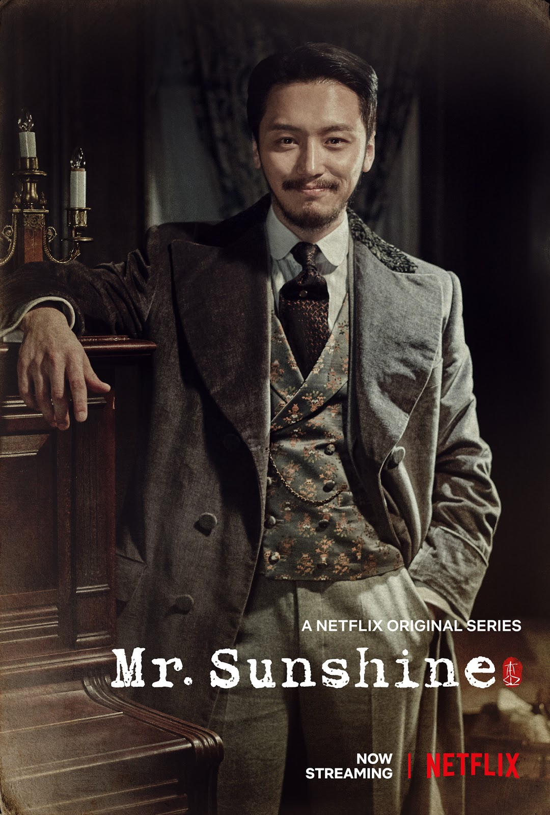 Mr  Sunshine » Korean Drama